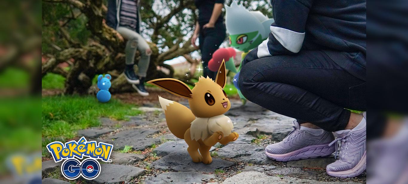 『Pokémon GO』新機能「相棒と冒険」の特別映像公開中!